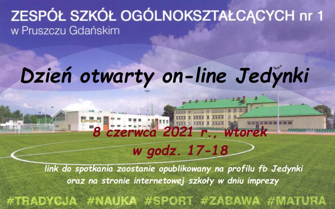 Dzień Otwarty on-line naszego liceum